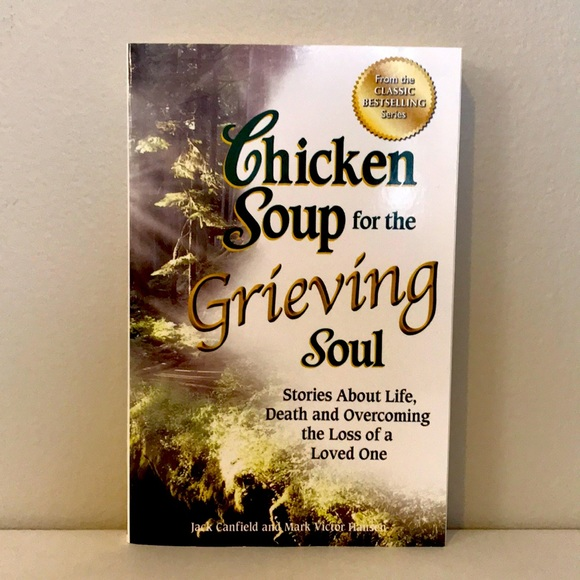 """*NEW* Book """"Chicken Soup for the Grieving Soul"""""""